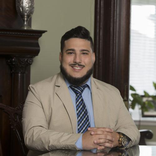 Ethan Aramis Tejedor - Delegal & Poindexter